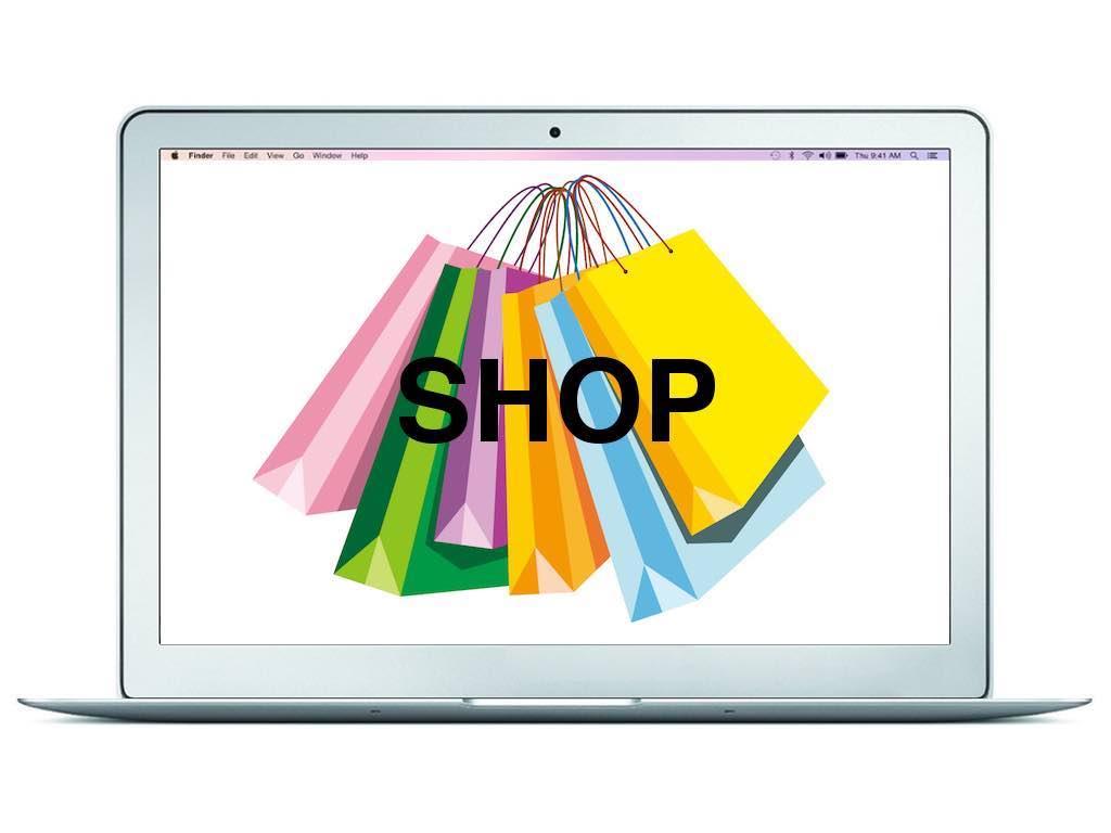 Shopping-Cart-Macbook-Air