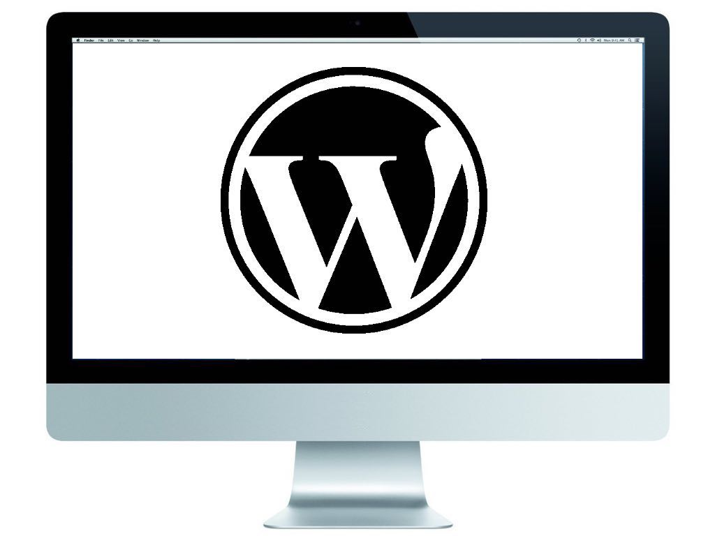 Wordpress-in-iMac